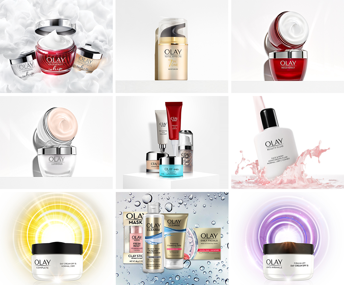Olay Collections