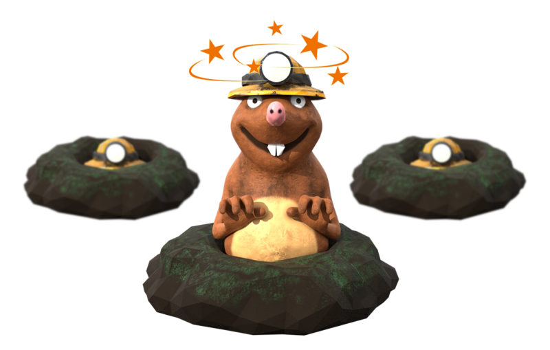 Intu Augmented Reality Whack a Mole