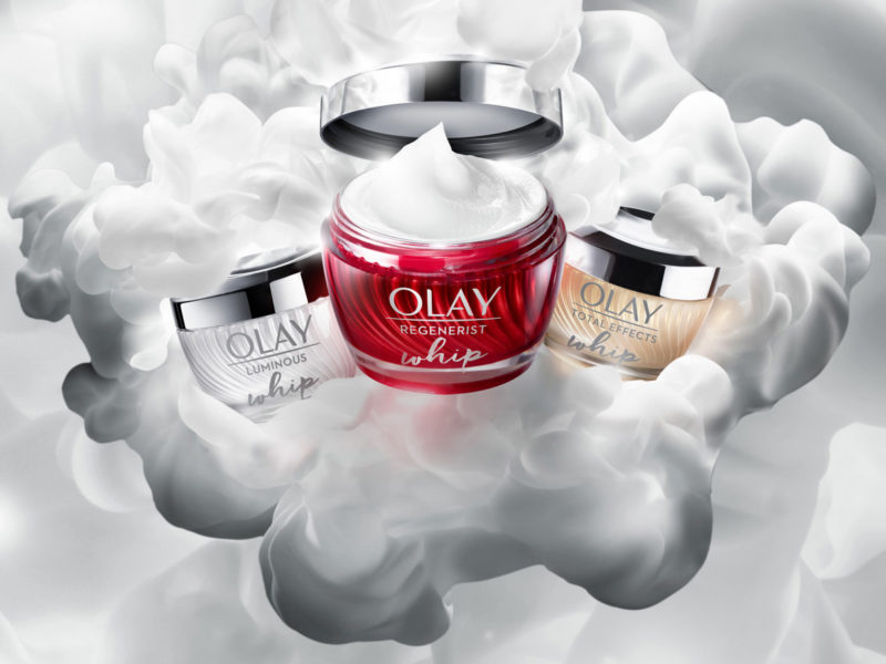 Olay in-store app