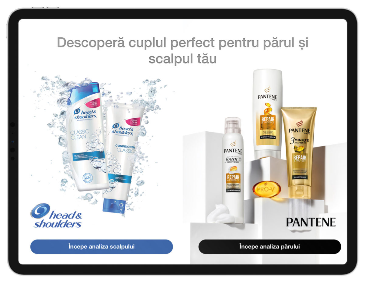 Head & Shoulders Pantene